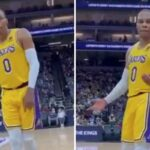 NBA – « Ferme ta gueule ! » : l'échange viral de Westbrook et un fan en plein match