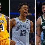 NBA – La stat folle de Ja Morant, à égalité avec le Shaq et Giannis !