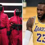 NBA – Saccagé par le créateur de Squid Game, LeBron répond cash !