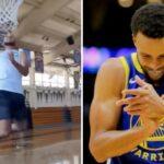 NBA – Steph Curry débarque sur TikTok en lâchant des gros dunks !
