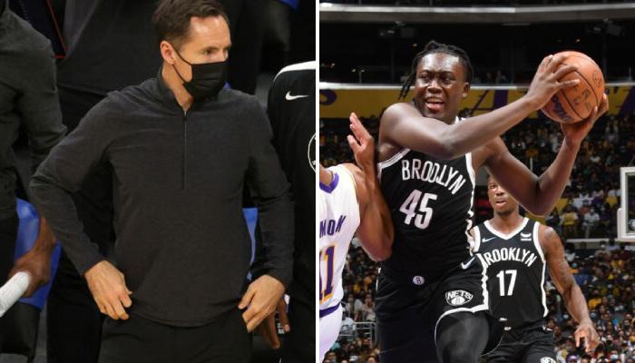 NBA Le statut compliqué de Sekou aux Nets