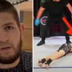 UFC – Un compatriote de Khabib tape un énorme KO en 5 secondes !