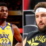 NBA – La folle stat aux Warriors impliquant Andrew Wiggins et… Klay Thompson