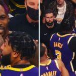 NBA – Anthony Davis révèle pourquoi il s'est salement chauffé avec Dwight Howard