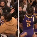 NBA – Grosse altercation entre AD et Howard, et nouvelle défaite pour les Lakers !