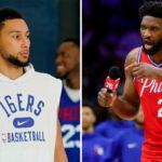 NBA – Joel Embiid prend le micro et balance un message sur Ben Simmons !