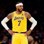 NBA – Melo prend feu et sauve les Lakers d'une défaite, Westbrook en difficulté !