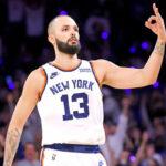 NBA – Les gros records établis par Evan Fournier pour sa première avec les Knicks !