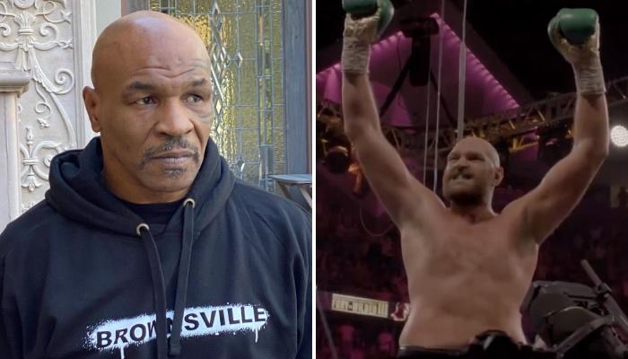 La légende de la boxe, Mike Tyson, a livré cash son avis sur le KO asséné par Tyson Fury sur Deontay Wilder
