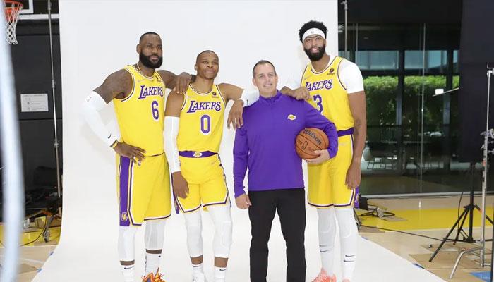 Vogel dévoile le joueur des Lakers qui l'a bluffé au training camp ! NBA
