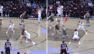 James Harden signe déjà un move archi-sale sur un adversaire ! NBA