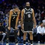 NBA – Le joueur qui a rendu Kevin Durant et James Harden super heureux hier !