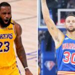 NBA – LeBron et Lillard s'enflamment devant le 1er QT insolent de Steph Curry !