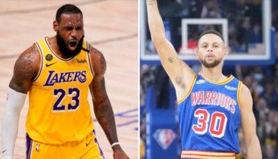 LeBron et Lillard s'enflamment devant le 1er QT insolent de Steph Curry ! NBA