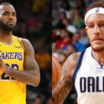 NBA – En pleine arrestation choc, Delonte West disjoncte et s'en prend à LeBron et Jordan !