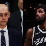 NBA – Adam Silver brise le silence et réagit cash au drama Kyrie Irving !