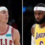 NBA – Alex Caruso révèle l'aspect « ridicule » de la carrière de LeBron James