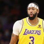 NBA – Anthony Davis au sol, nouveau blessé pour les Lakers ?