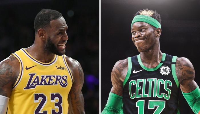 Le nouveau meneur des Boston Celtics, Dennis Schröder, a livré des paroles qui ne devraient pas plaire à la superstar NBA LeBron James, et à son équipe des Los Angeles Lakers