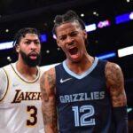 NBA – Après son carton face aux Lakers, gros coup de gueule de Ja Morant !