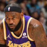 NBA – Inquiétude sur l'état de santé de LeBron James