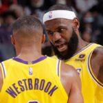 NBA – La réaction ferme de LeBron James aux débuts ratés de Russell Westbrook