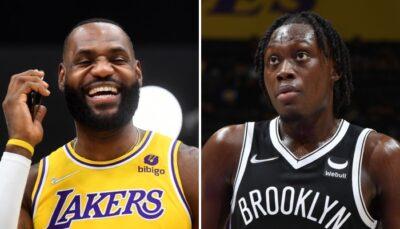 Sekou Doumbouya file aux Lakers NBA