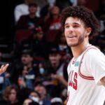 NBA – La première all-time ravageuse de Lonzo Ball !
