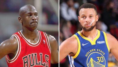 La légende NBA des Chicago Bulls, Michael Jordan, a expliqué pourquoi elle n'a jamais travaillé son tir à 3 points, se privant ainsi de devenir aussi redoutable dans l'exercice que le meneur star des Golden State Warriors, Stephen Curry