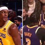 NBA – Rajon Rondo évoque sans détour le clash Anthony Davis/Dwight Howard