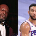 NBA – Shaq détruit Ben Simmons avec une violente comparaison