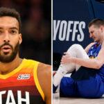 NBA – Inquiétude pour Nikola Jokic, après un vilain contact avec Rudy Gobert !