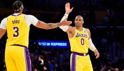Sans LeBron, Westbrook sort sa première grosse performance ! NBA