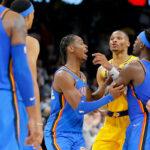 NBA – Russell Westbrook se justifie après sa grosse colère contre un joueur du Thunder !