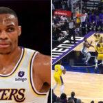 NBA – L'incroyable première séquence entre Rondo et Russ… qui tourne au drame !
