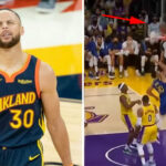 NBA – Steph Curry moqué par les internautes après un gros moment de solitude !