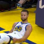 NBA – Steph Curry prend feu et envoie un message aux Lakers pour la reprise !