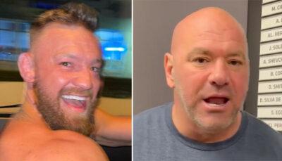 UFC – En plein délire, le nouveau dérapage de Conor McGregor à Miami !