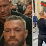 UFC – Le terrifiant garde du corps de Conor McGregor fait le buzz en Italie ! (vidéo)