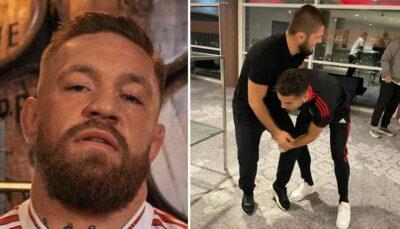 UFC – Khabib soumet Cristiano Ronaldo… Conor McGregor réagit !