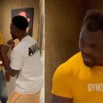 UFC – Frappé par Dadju, la réaction hilarante de Francis Ngannou ! (vidéo)