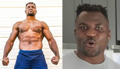 UFC – Francis Ngannou dévoile son régime alimentaire de colosse… et son péché mignon !
