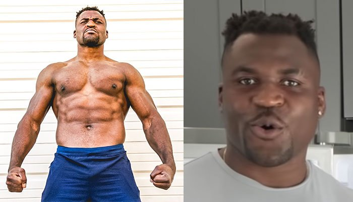 Le régime alimentaire de Francis Ngannou à l'UFC