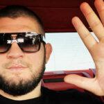 UFC – En visite en Angleterre,  Khabib aperçu en compagnie de 3 superstars !