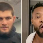 UFC – Devant Usain Bolt et Patrice Evra, la réponse épique de Khabib sur l'alcool !